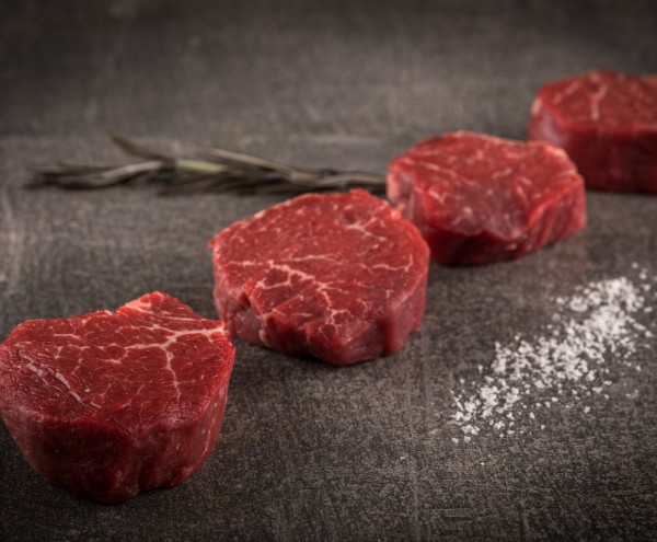 Australisches Black Angus Filet Mignon