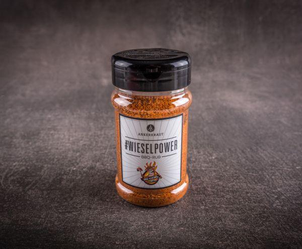Ankerkraut Wieselpower BBQ Rub