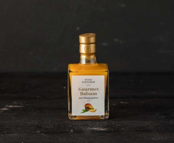 Gourmet Balsam mit Mangopüree