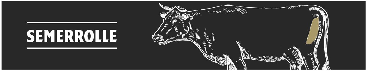 Semerrolle online kaufen bei Don Carne.de » Nur allerbeste Qualität ✔ Sichere & schnelle Lieferung ✔ Kontrollierte und zertifizierte Herkunft ✔ Kostenloser Versand ab 99€ Bestellwert ✔