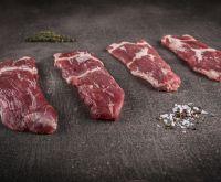 Flank Steak vom Schwein