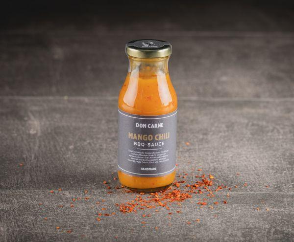 Mango-Chili Sauce